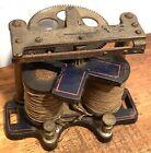 Antique+Original+engineering+toy+Pearce+Jones+electrical+Generator+cast+iron+NY