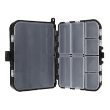 26 Compartments Fishing Lure Bait Tackle Case Plastic Storage Box Waterproof US