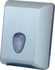 Dispenser Distributore Porta Carta Igienica trasparente per foglietti intercalati
