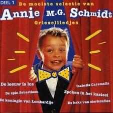 Annie M.g. Schmidt - Mooiste Selectie Van 1  CD #1998001