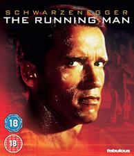 Running Man The (UK IMPORT) BLU-RAY NEW