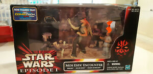 Star Wars Episode 1 I Mos Espa Encounter Hasbro 1998 NIB NEVER OPENED Skywalker