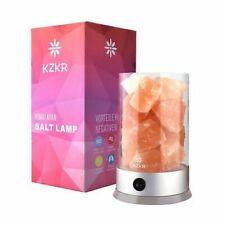 Kzkr de l'Himalaya Sel Gemme Lampe naturel thérapeutique Crystal Rétroéclairage ...