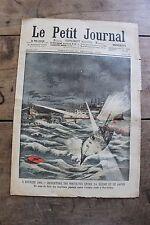 Petit journal dibujada Nº692 1904 Hostilidad Rusia JapóN Windhoek Herreros