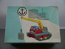 Anker Jouet Bulldozer Vintage Vide Box Boîte (F7)