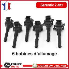 6 Bobine d'allumage BMW Série 3,5,7,8 e36 e46 e39 e38 x5 e53 1703227
