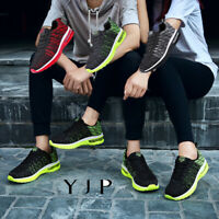 Men's Casual Breathable Trainers Outdoor Running Athletic Shoes Hiking Sneake