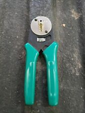 Ideal Trompeter 010 0098 Crimper Crimping Tool