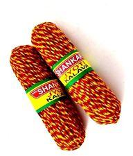 2 x Cotton Moli Sacred Mouli  wrist band roll Kalawa,Hindu for deepawali,diwali