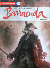 BARRACUDA n.5 Cannibali  - cartonato -  AureaComix linea BD n.15
