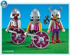 Playmobil 7772 collectors 3 Barbarians figures klicky toy NEW sealed 180
