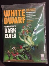 Warhammer 40K White Dwarf Magazine October 2013 Games Workshop Citadel GW