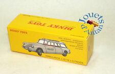 Boite neuve pour Dinky Toys Citroen Amb. ID 19 N° 556