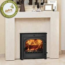 Hunter Telford 20B Inset Stove Boiler Model Multi Fuel Wood Burning Fire New
