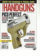 GUNS & AMMO, HAND GUNS,   OCTOBER / NOVEMBER, 2013 ( HOW TO CHOOSE A TRAIL GUN )