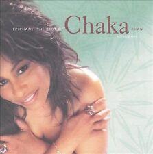 Epiphany: The Best of Chaka Khan, Vol. 1 by Chaka Khan (CD, Nov-1996, Warner Bro