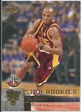 Taj Gibson 2009-10 Upper Deck Star Rookies Gold Rookie Card # 210