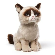GUND Grumpy Cat Plush Soft Toy  Gift For A Cat Lover
