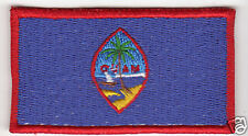 GUAM Flag Country Patch