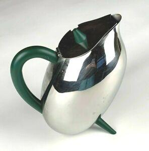 ALESSI Penguin Stainless Water Pitcher Teapot PC02 Pierangelo Caramia Italy Rare