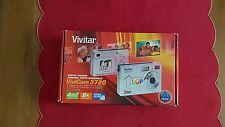 Vivitar ViviCam 3720 3.0MP Digital Camera -SILVER
