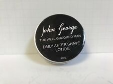 Frownies John George The Well Groomed Man Daily After Shave Lotion - 2oz (40ml)