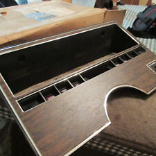 NOS 1973 - 1978 FORD GALAXIE LTD COUNTRY SQUIRE CUSTOM 500 DASH CLUSTER BEZEL