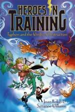 Typhon and the Winds of Destruction (Heroes in Training)-ExLibrary