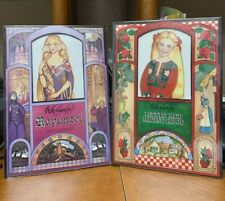 New ListingPeck-Gandre Little Red Riding Hood & Rapunzel Paper Dolls Unopened & Sealed
