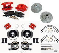 "Wilwood Front & Rear Brake kit.1973-1976 Caprice,Impala,Calipers.12""Rotors,Lines"