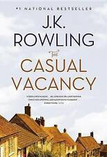 The Casual Vacancy, Rowling, J K , Acceptable, FAST Delivery