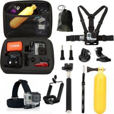 For GoPro Hero 6/5/4/3 Accessories Gopro Sports Camera Accessories Kit 11 in 1