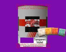 Transparente Violeta Pigmento 100 g de resina de poliéster / Agua Transparente De Resina