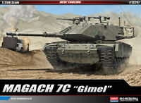 1/35 MAGACH 7C Gimel #13297 ACADEMY MODEL HOBBY KITS