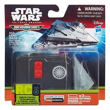 Star Wars The Force Awakens Micro Machines RC Vehicle First Order Star Destroyer