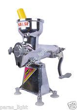 Juicer Aluminum Body Kalsi Brand Good Performance Hand Operated