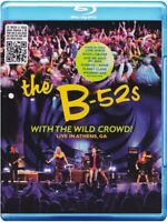 B-52S-WITH THE WILD CROWD! LIVE IN ATHENS,GA EAGLE VISION  BLU-RAY NEUF