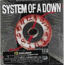 Hypnotize (Live EP) Slipcase CD 2005 Limited Edition by System of a Down