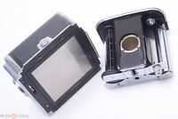 HASSELBLAD '1952' CHROME C12 6X6CM 120 ROLL FILM BACK TYPE I, MATCHING INSERT