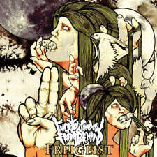 FUCK YOUR SHADOW FROM BEHIND - Freigeist - CD