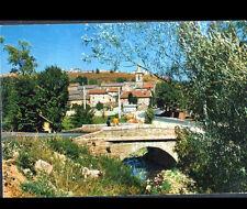 PELOUSE (48) CENTRE de VACANCES / RENAULT R16 aux VILLAS , EGLISE & PONT GERBERT