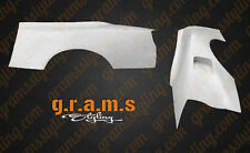 Nissan S15 Silvia Rear Fenders +80mm for Body Kit, Performance, Racing V6