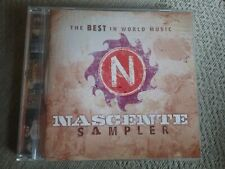 the best in the world nascente sampler cd freepost in very good condition
