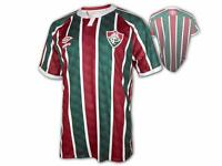 Umbro Fluminense Home Shirt 20 21 rot grün Rio de Janeiro Fan Jersey Gr. S-3XL
