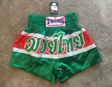 Twins Special Muay Thai shorts MMA NEW Men's Size Large Athletic Light Weight