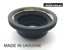 Hasselblad V Lens to Canon EOS / EF Mount Camera Adapter - Hartblei