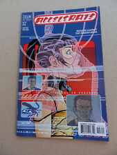 Accelerate 3 of 4 . DC / Vertigo . 2000 . VF