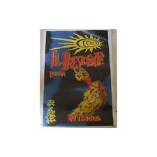 Affiche conçue pour la Feria de Pentecôte et la Bodega EL PRESIDENTE à NÎMES 199