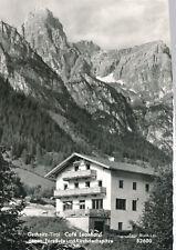 AK aus Gschnitz, Cafe Leonhard, Tirol   (E10)
