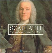 Scarlatti: The Keyboard Sonatas, , New Box set, Import